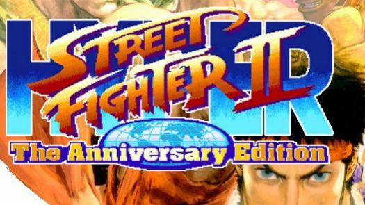 HYPER STREET FIGHTER II - THE ANNIVERSARY EDITION (USA)