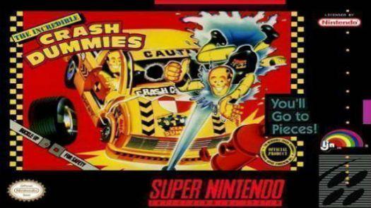 Incredible Crash Dummies, The (E)
