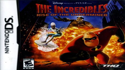 Incredibles - Rise Of The Underminer, The
