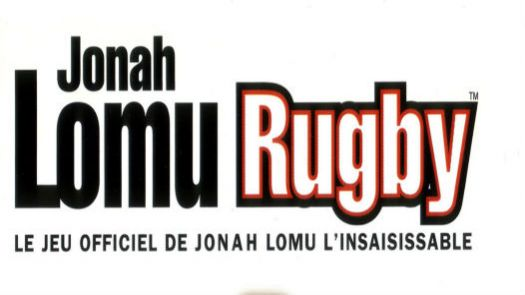 Jonah Lomu Rugby (E)