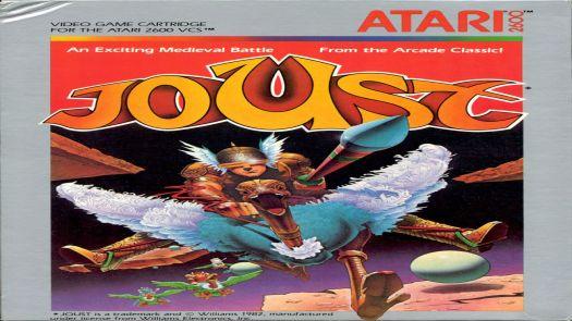 Joust (1982) (Atari)