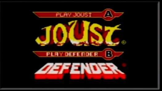 Joust & Defender
