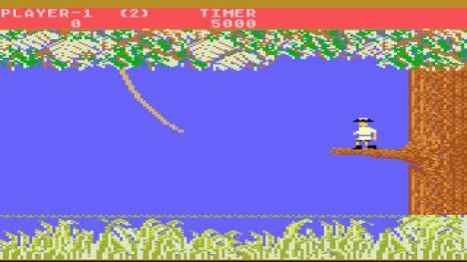 Jungle Hunt (1983) (Atari)