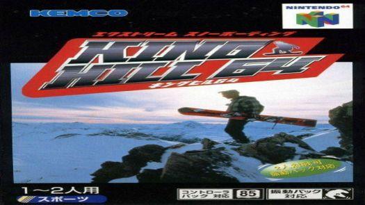 King Hill 64 - Extreme Snowboarding (J)