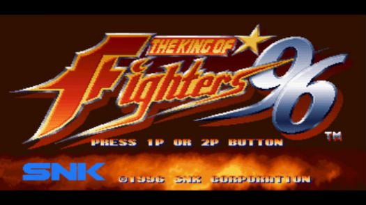 King of Fighters '96 (J)