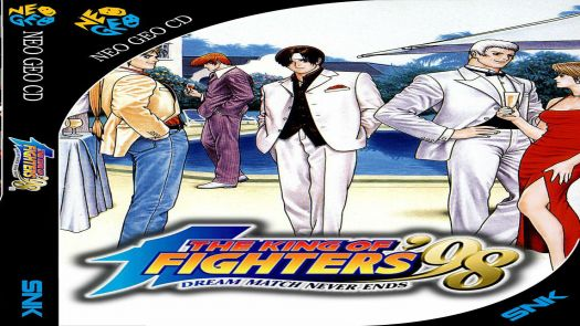 King of Fighters 1998
