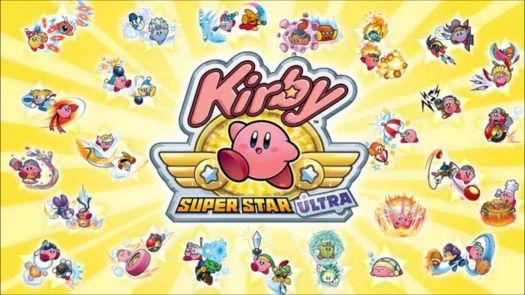 Kirby Super Stars Ultra