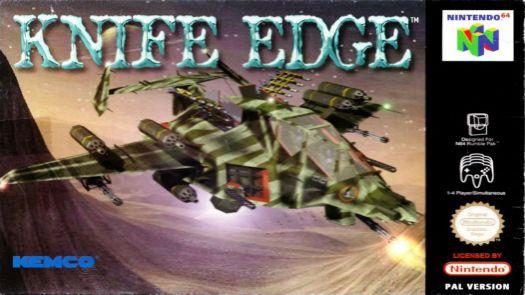 Knife Edge - Nose Gunner (J)
