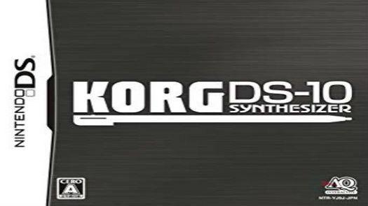 Korg DS-10+ Synthesizer