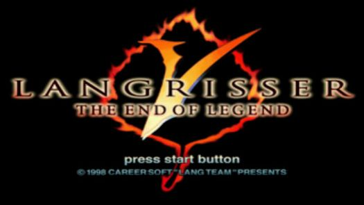 Langrisser 5 The End of Legend (J)