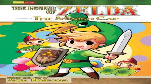 The Legend Of Zelda - The Minish Cap (EU)
