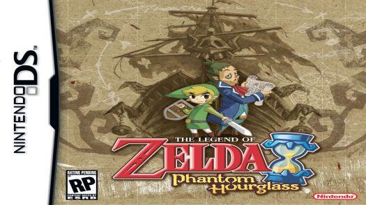 Legend Of Zelda - Phantom Hourglass, The (EU)