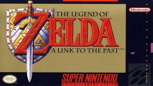 Legend of Zelda, The - A Link to the Past (EU)