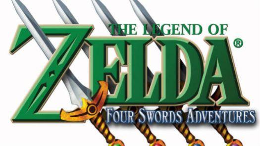 Legend Of Zelda The Four Swords Adventures (E)
