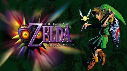 Legend of Zelda, The - Majora's Mask
