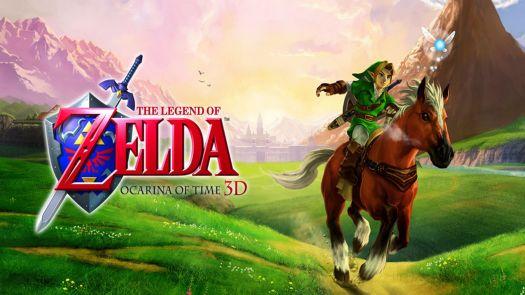 Legend of Zelda, The - Ocarina of Time (Europe)