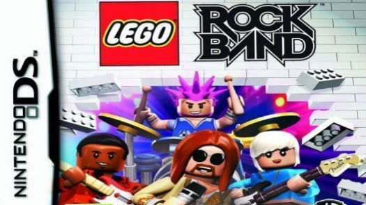 LEGO - Rock Band (EU)(BAHAMUT)