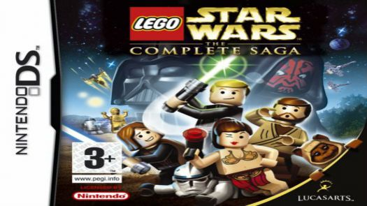 LEGO Star Wars - The Complete Saga (EU)