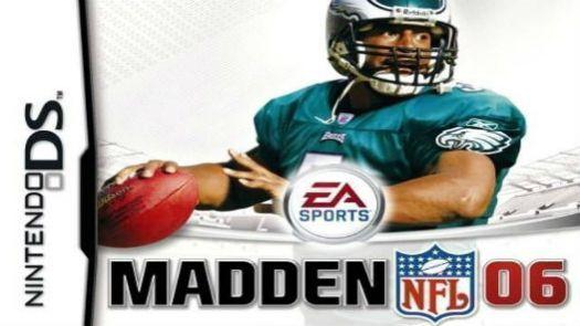Madden NFL 06 (E)