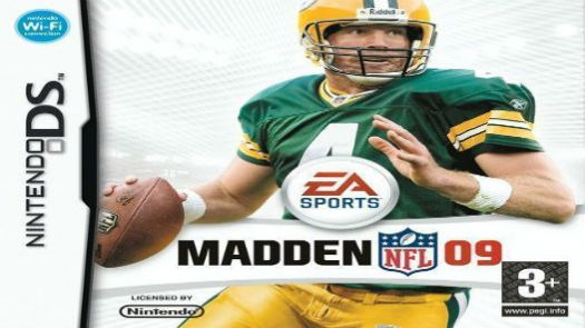 Madden NFL 09 (Micronauts)