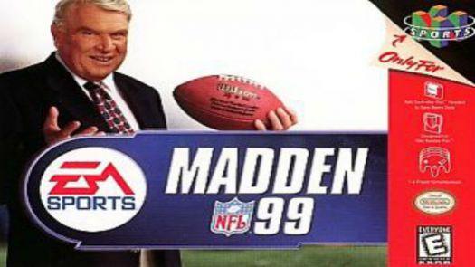 Madden NFL 99 (E)
