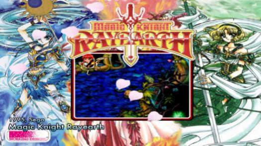 Magic Knight Rayearth (U)