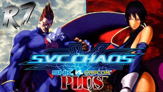 SNK vs Capcom: SVC Chaos