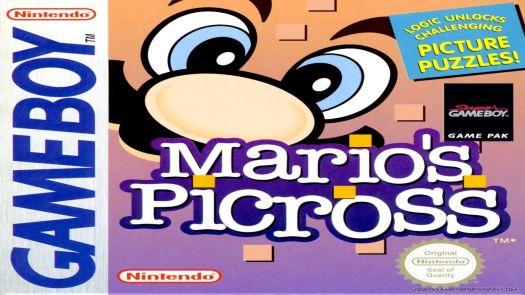 Mario's Picross (J)