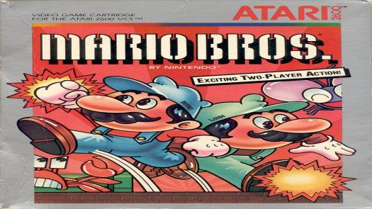 Mario Bros (1983) (Atari)