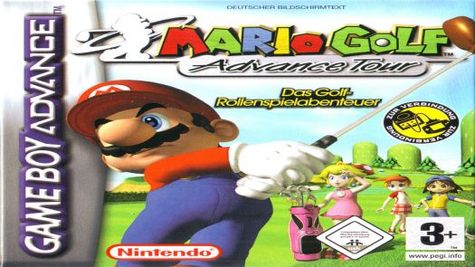 Mario Golf - Advance Tour (EU)