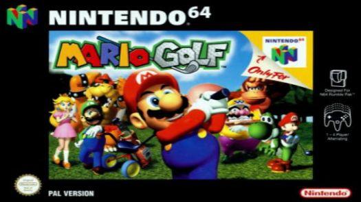 Mario Golf (Europe)