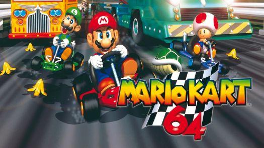 Mario Kart 64 (Europe)
