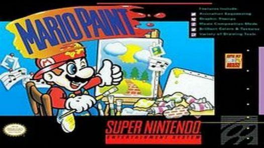 Mario Paint (JU) (Joystick)
