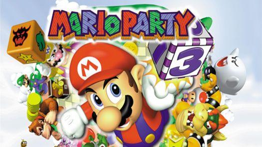 Mario Party 3 (EU)