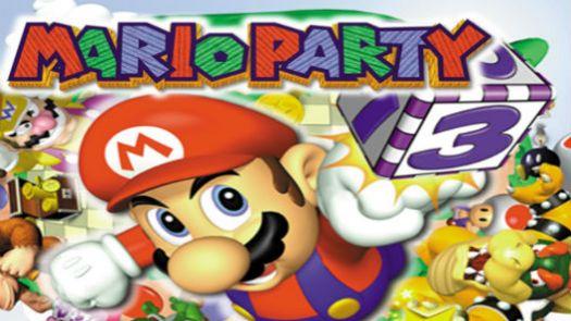 Mario Party 3 (J)