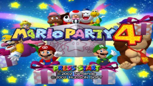 Mario Party 4 (v1.00)
