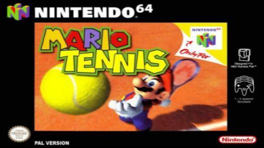 Mario Tennis (Europe)