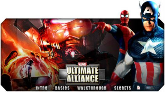 Marvel - Ultimate Alliance (Europe) (v1.01)