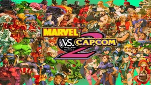 Marvel Vs.Capcom 2 New Age of Heroes