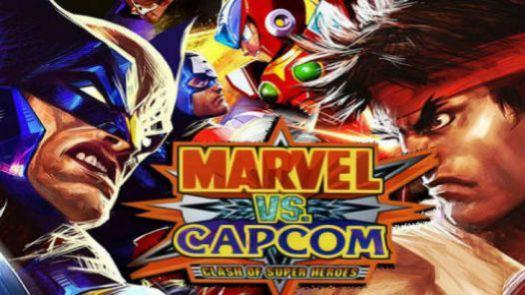 MARVEL VS. CAPCOM - CLASH OF SUPER HEROES (EUROPE)