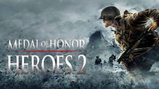 Medal of Honor - Heroes 2 (Europe)