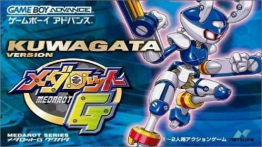 Medarot G - Kuwagata Version (J)