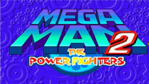 MEGA MAN 2 - THE POWER FIGHTERS (USA)