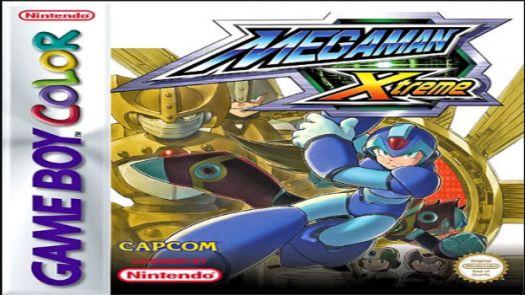 Mega Man Xtreme