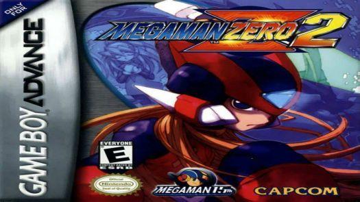 MegaMan Zero 2 (EU)