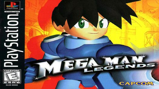 Megaman Legends [SLUS-00603]