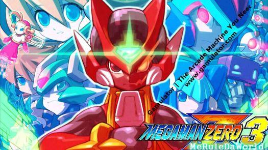 MegaMan Zero 3 (EU)