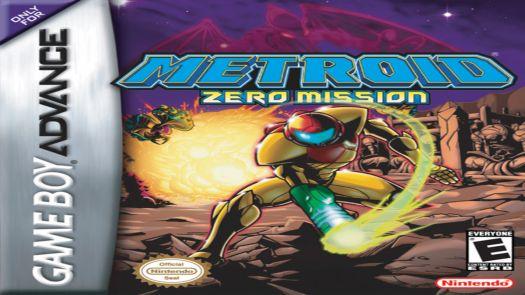 Metroid - Zero Mission (EU)