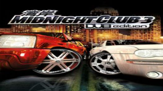 Midnight Club 3 - DUB Edition