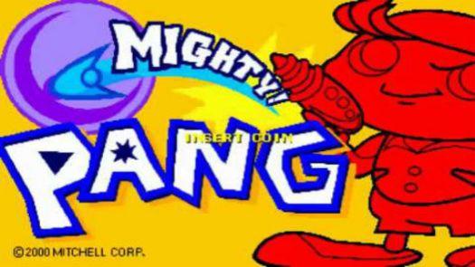 MIGHTY! PANG (EUROPE)